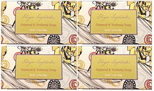 4-bar-set-venezia-soapworks-pure-vegetable-soap-oatmeal-verbena-7-oz-each-bar-by-venezia-soapworks