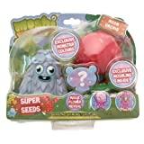 Moshi Monsters Super Seeds: Furi & Moon Orchid Red