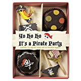 Meri Meri Pirate Cupcake Kit, Makes 24