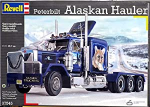 Revell 1/25 Peterbilt Alaskan Hauler