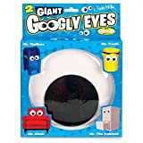 Giant Adhesive Backed Googly Eyes - Set Of 2