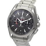 [オメガ]OMEGA シーマスター アクアテラ クロノグラフ GMT 231.10.43.52.06.001 OMEGA 腕時計【安心保証】【中古】 [並行輸入品]