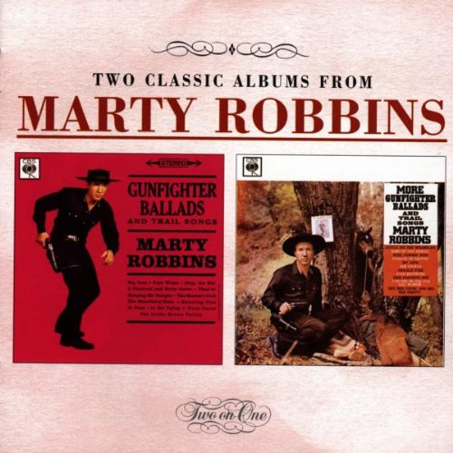 MARTY ROBBINS - Vol. 2-Ridin