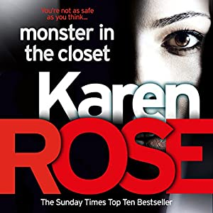 Monster in the Closet: The Baltimore Series, Book 5 Audiobook by Karen Rose Narrated by Anne Wittman