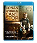 Conan O'Brien Can't Stop [Blu-ray]