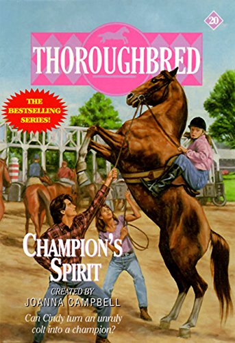 Champion's Spirit (Thoroughbred Series #20)