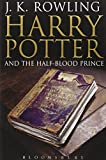 Harry Potter and the Half-Blood Prince (Harry Potter 6) [Adult edition]