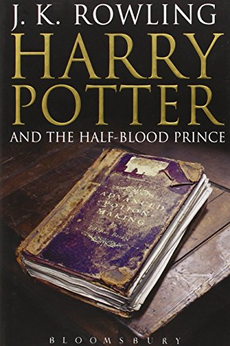 Harry Potter and the Half Blood Prince - Adult Edition: 6/7