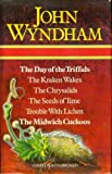 Image of The Day of the Triffids / The Kraken Wakes / The Chrysalids / The Seeds of Time / Trouble with Lichen / The Midwich Cuckoos