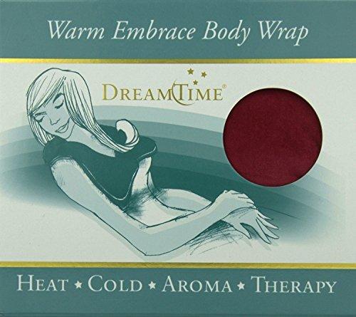 Dreamtime Warm Embrace Body Wrap - Heat/ColdAroma Therapy - Cranberry Velvet (Dreamtime Inc compare prices)