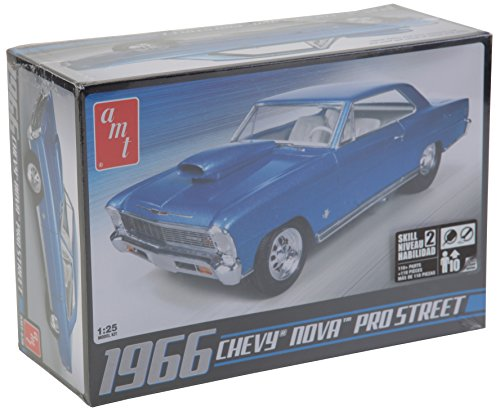 1/24 '66 Chevy Nova Pro Street (Amt Model Car Kits compare prices)