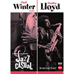 Jazz Casual - Paul Winter & Charles Lloyd by John Coltrane, Elvin Jones, Benny Barth, Ralph J. Gleason and Gary Lang