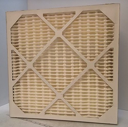 Air Handler 6B593 Mini-Pleat Filter 20x20x4""