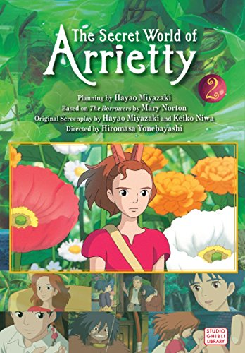 Arrietty Film Comic 02 (Arrietty Film Comics)