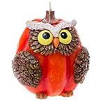 Owl Shaped Candle