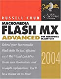 img - for Macromedia Flash MX 2004 Advanced for Windows and Macintosh: Visual QuickPro Guide book / textbook / text book