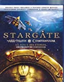 Stargate: The Ark of Truth/Continuum [Blu-ray]