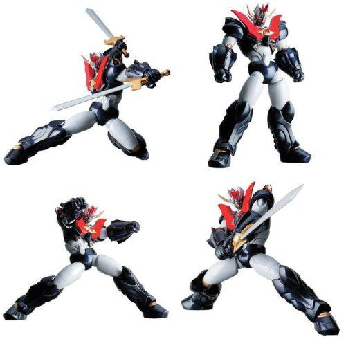 Mazinkaiser Revoltech #016 Super Poseable Action Figure Mazinkaiser