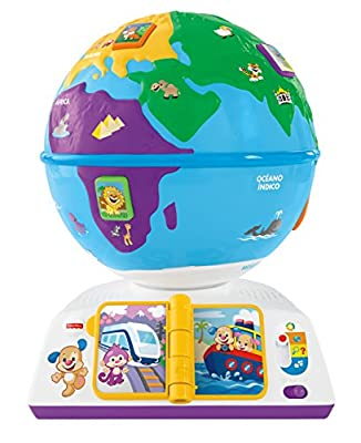 Fisher-Price Laugh & Learn Greetings Globe from Fisher Price