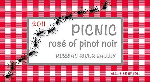 2011 Stellareese Picnic Rose Of Pinot Noir 750 Ml