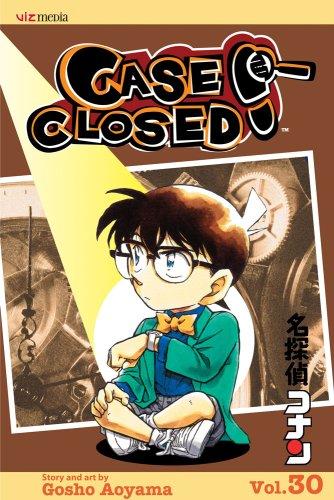 名探偵コナン コミック30巻 (英語版)