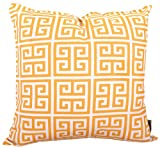 Majestic Home Goods Towers Pillow, Large, Citrus