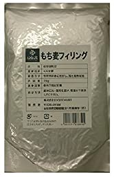 Hakubaku glutinous wheat filling 1kg