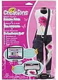 Crayola - 04-1201 - Kit de Loisir Créatif - Recharge de Tissu à Imprimer - Mannequin de la Mode