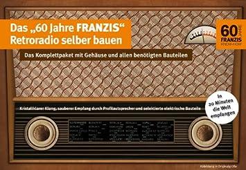 Radio selber bauen statt kaufen: mit Bausatz für Kinder
