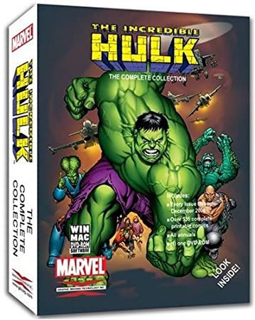 The Incredible Hulk: The Complete Collection