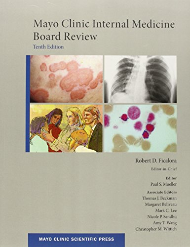 mayo-clinic-internal-medicine-board-review-set