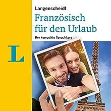 Französisch für den Urlaub Hörbuch von  div. Gesprochen von:  div.