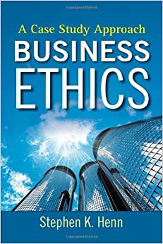 Business Ethics Through Movies: A Case Study Approach 1st ...
