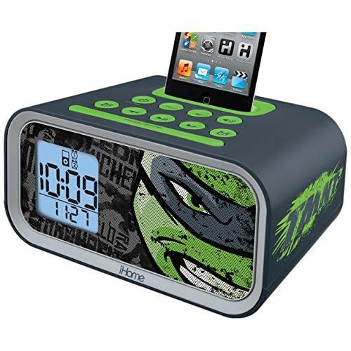 Teenage Mutant Ninja Turtles Dual Alarm...