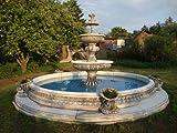 großer Garten Park Springbrunnen 5M Durchmesser , 3M hoch 5...