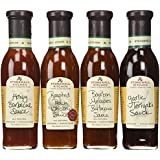 Stonewall Kitchen Sweet Grille Sauce Collection