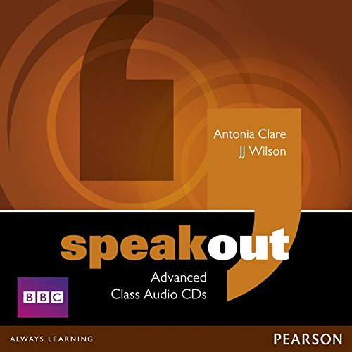 Speakout Advanced Class CD (x2)