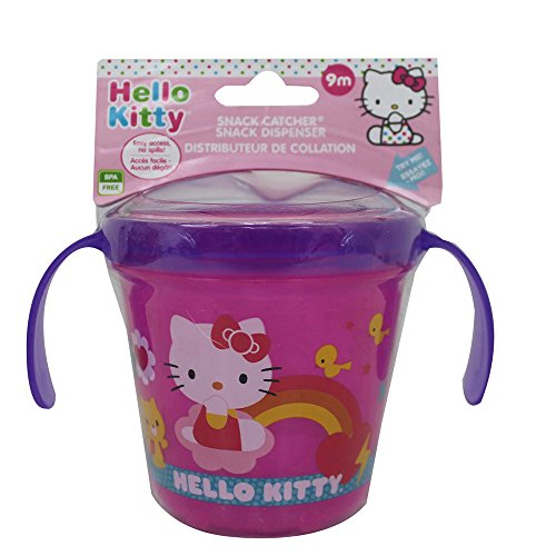 Munchkin Snack Catcher, Hello Kitty - 1