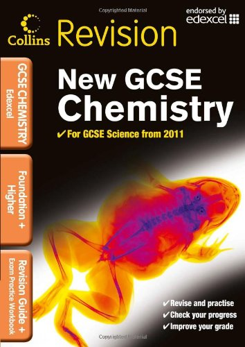 Edexcel GCSE Chemistry: Revision Guide and Exam Practice Workbook (Collins GCSE Revision)