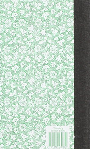 Parsley Pocket-Size Decomposition Book: College-Ruled Composition Notebook With 100% Post-Consumer-Waste Recycled Pages