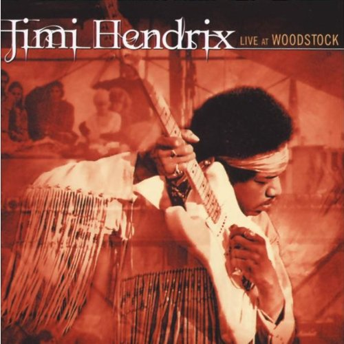 Live at Woodstock artwork