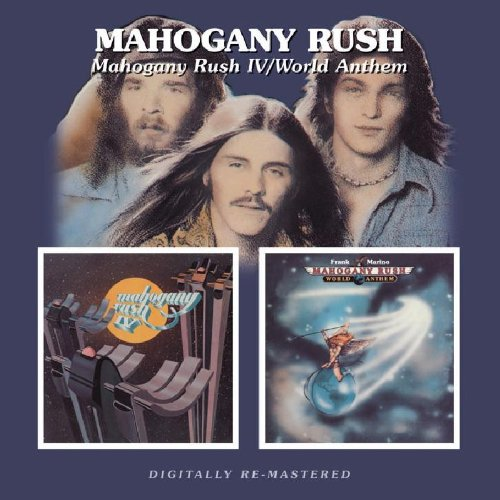 MAHOGANY RUSH /VOL.4: WORLD ANTHEM