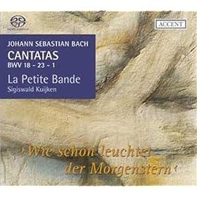 """Cantate """"Gleichwie der regen und Schnee vom Himmel f�llt"""", BWV 18: Sinfonia"""
