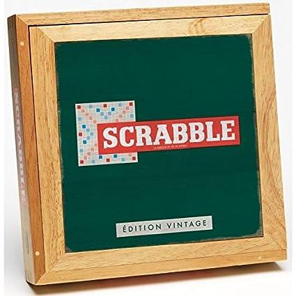 Megableu - 855056 - Scrabble Vintage