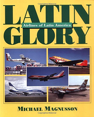 Airlines In Central America front-1033751