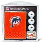NFL Miami Dolphins Embroidered Golf T...