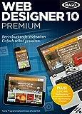 Digital Software - MAGIX Web Designer 10 Premium [Download]