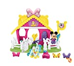 Fisher-Price Disney Minnie Jump 'n Style Pony Stable made by Mickey & Minnie