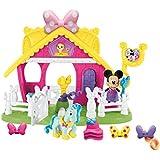 Fisher-Price Disney Minnie Jump 'n Style Pony Stable