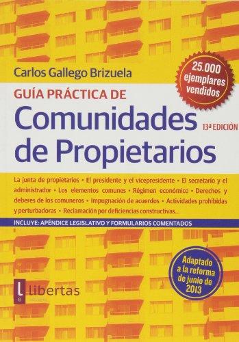 GUIA PRACTICA DE COMUNIDADES DE PROPIETARIOS